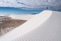 Dramatic White Sands & Southwestern Deserts - March 2013