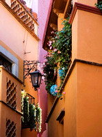 Callejon del Beso (Alley of the Kiss), Guanajuato 2515