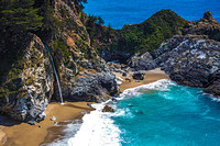 McWay Falls, Julia Pfeiffer Burns State Park 00307