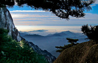 "Huangshan (""Yellow Mountains"") 0154"