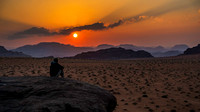 """Peace in the Middle East,"" Wadi Rum 06460"